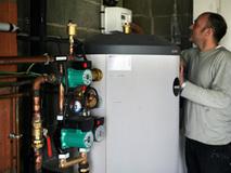 calefacción ECAF
